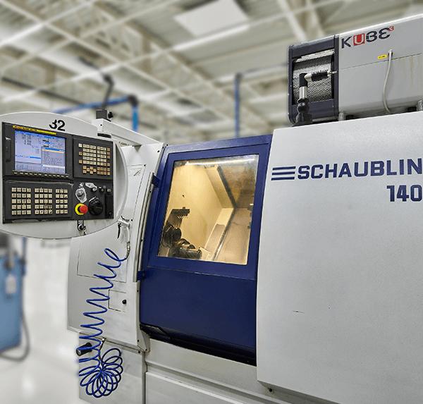 CNC-draaibank-Schaublin-140